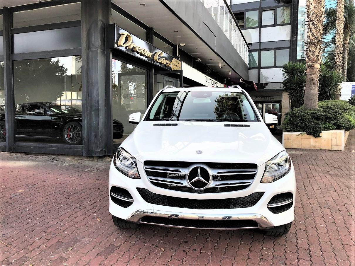 בלתי רגיל Mercedes-Benz AMG GLE 550e 4MATIC – דרים קארס – יבוא אישי רכבים BB-91